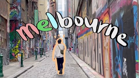 Vlog | ????????멜버른 브이로그, 테니스 배우기????, 바리스타, 룸메 바리스타 도전기