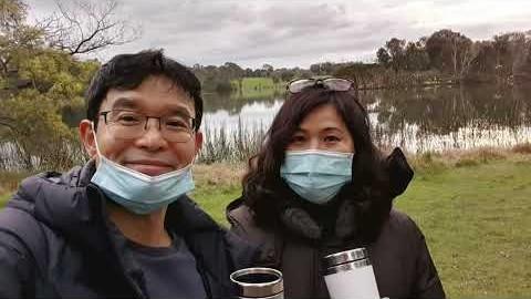 호주 멜버른의 젤스 공원 산책 (Walk through Jells Park @Melbourne)