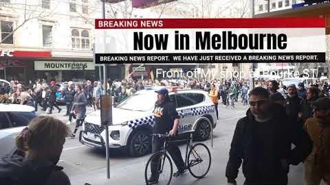 지금, 호주멜버른은! Now Melbourne