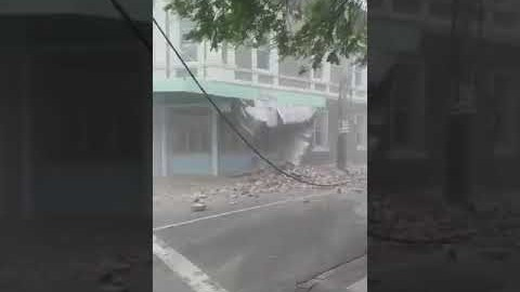 2021-09-22 호주 빅토리아주 멜버른 진도 5.9규모 지진