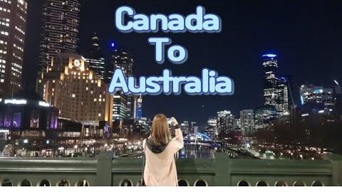 [Vlog]캐나다에서 호주로ㅣ블랙핑크 로제가 살던 멜버른, 멜번ㅣ멜버른, 멜번 길거리뷰ㅣ세인트킬다의 펭귄ㅣ