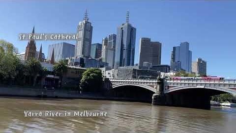|멜버른  | vlog | 야라리버 | ???? | 오후 ???? |(ˉ﹃ˉ)